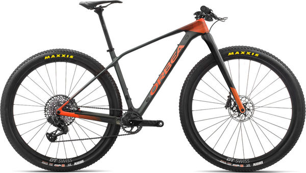 ORBEA Alma 29 M-Ltd S Black/Orange  click to zoom image