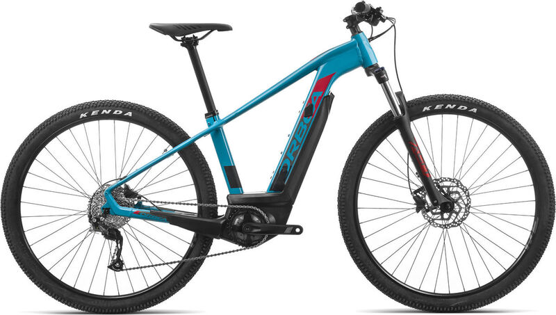 ORBEA Keram 29 30 M Blue/Red  click to zoom image