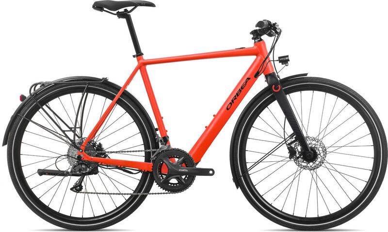 ORBEA Gain F25 XS Red/Black  click to zoom image