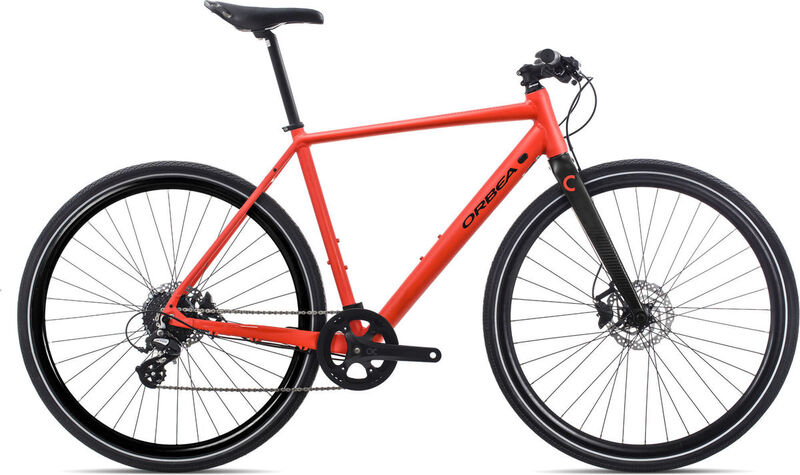 ORBEA Carpe 30 XS Red/Black  click to zoom image
