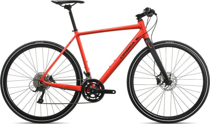 ORBEA Vector 20 XS Red/Black  click to zoom image