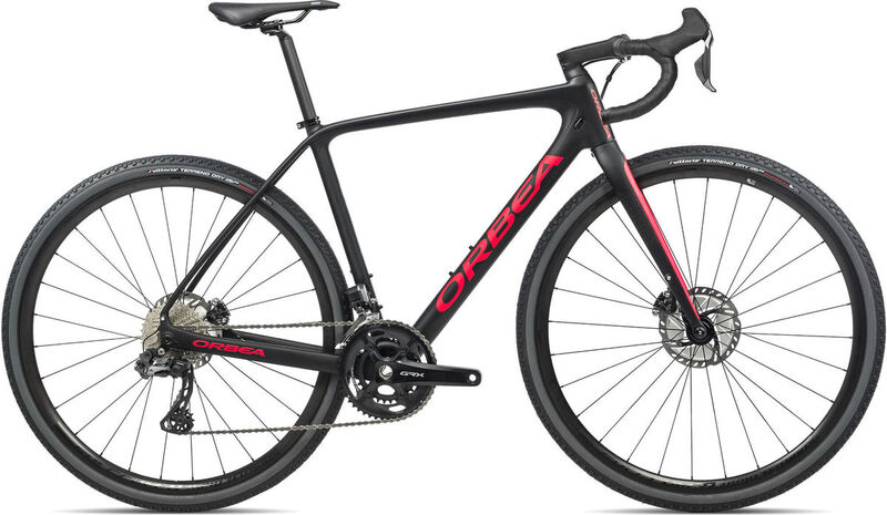 ORBEA Terra M20i XS Black-Red  click to zoom image
