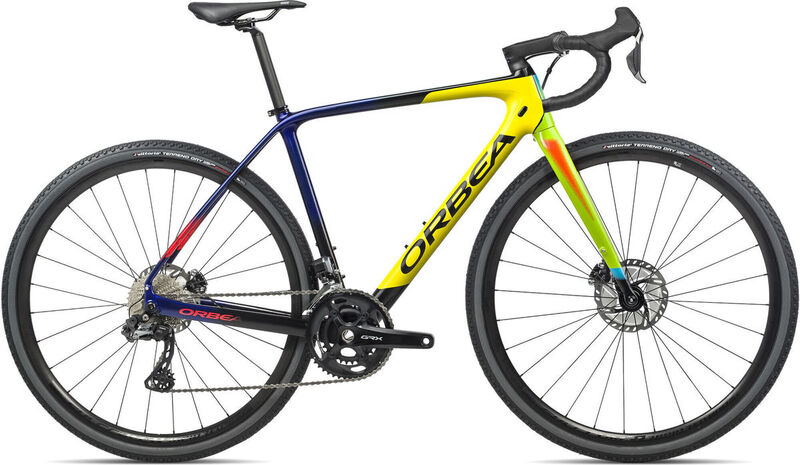 ORBEA Terra M20i XS Yellow-Black  click to zoom image