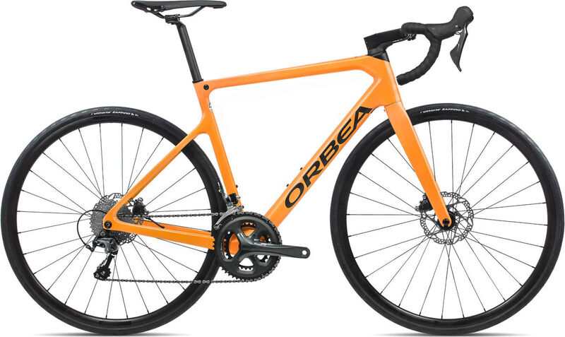 ORBEA Orca M40 47 Orange-Black  click to zoom image