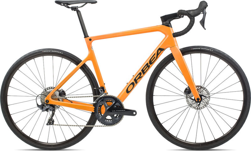 ORBEA Orca M20 47 Orange-Black  click to zoom image
