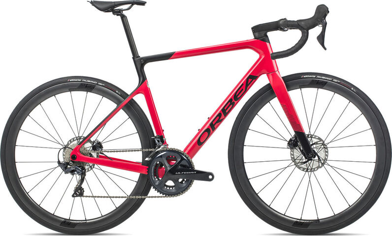 ORBEA Orca M25Team 47 Coral-Black  click to zoom image