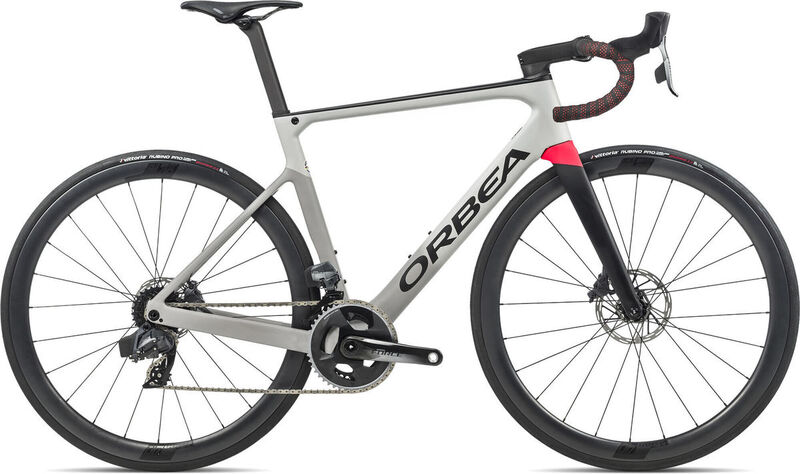 ORBEA Orca M21eLTD 47 Grey-Red  click to zoom image