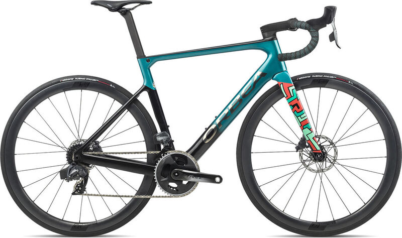 ORBEA Orca M21eLTD 47 Jade Green-Black  click to zoom image