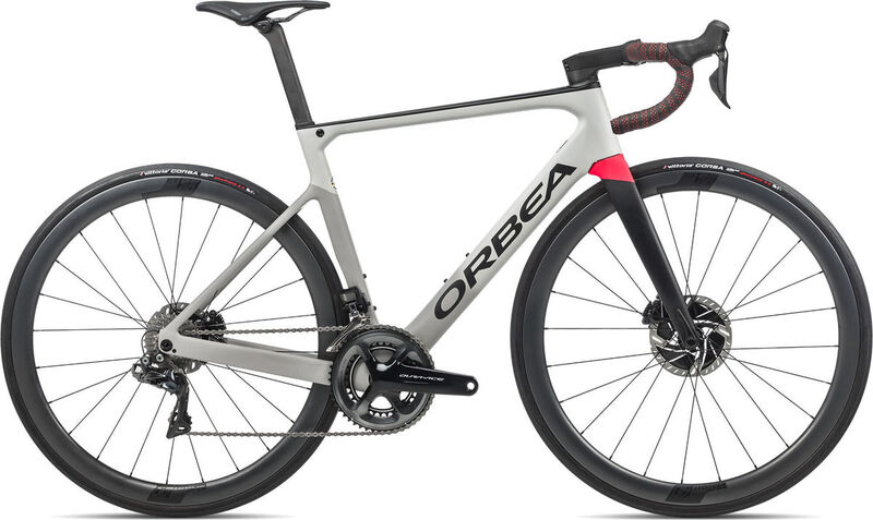 ORBEA Orca M10iLTD 47 Grey-Red  click to zoom image