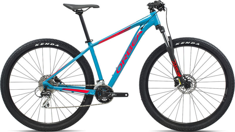 ORBEA MX 29 50 M Blue-Red  click to zoom image