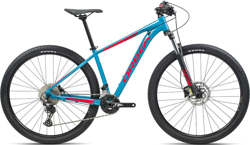ORBEA MX 29 30 M Blue-Red  click to zoom image