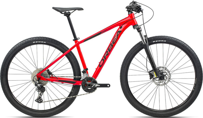 ORBEA MX 29 30 M Red-Black  click to zoom image