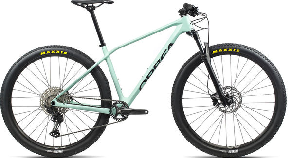 ORBEA Alma M50 S Ice Green  click to zoom image