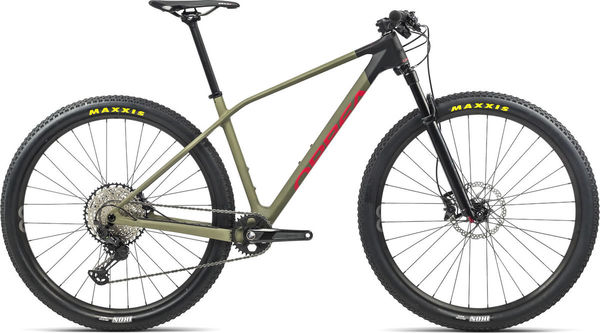 ORBEA Alma M30 S Green-Red  click to zoom image