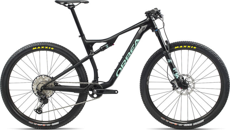 ORBEA OIZ H20 S Black-Green  click to zoom image