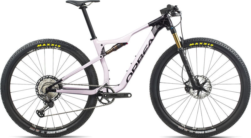 ORBEA OIZ M-Pro S Pink-Marble  click to zoom image