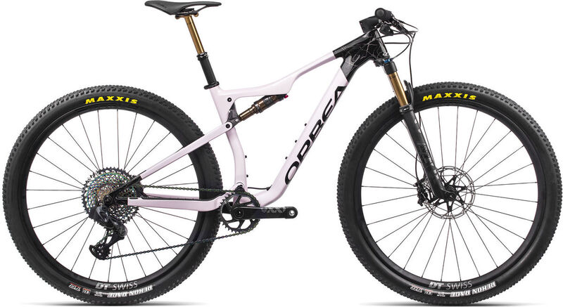 ORBEA OIZ M-LTD S Pink-Marble  click to zoom image