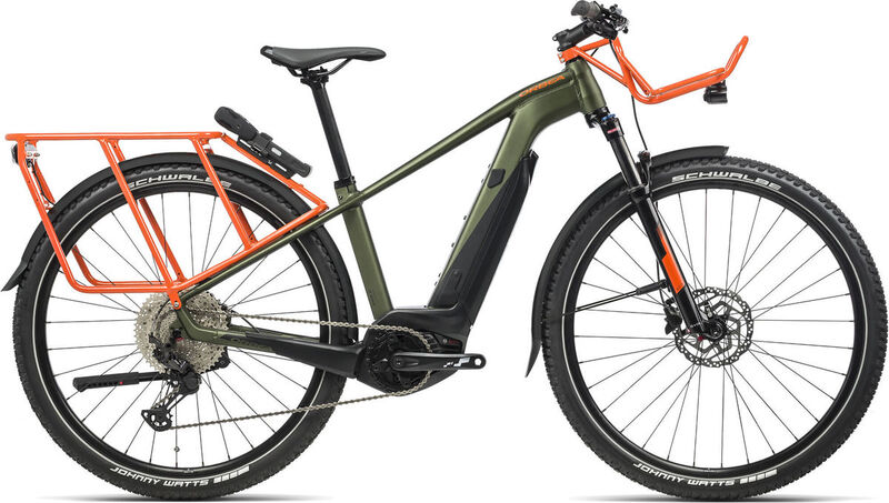 ORBEA Keram SUV 20 S Military Green  click to zoom image