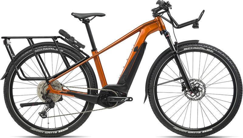 ORBEA Keram SUV 20 S Orange-Black  click to zoom image