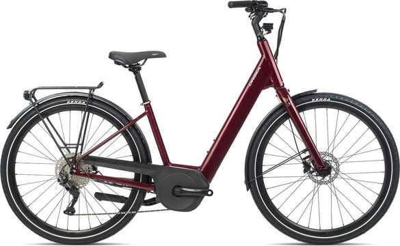 ORBEA Optima E40 S Dark Red  click to zoom image