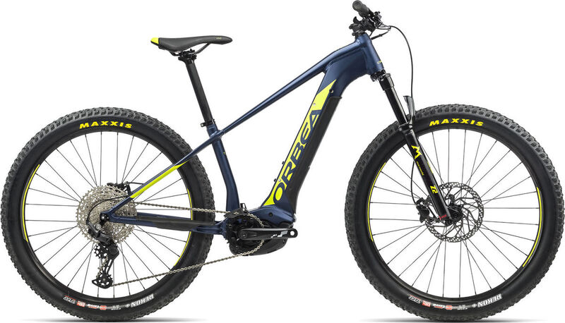 ORBEA Wild HT 30 27 S Navy Blue-Pistachio  click to zoom image