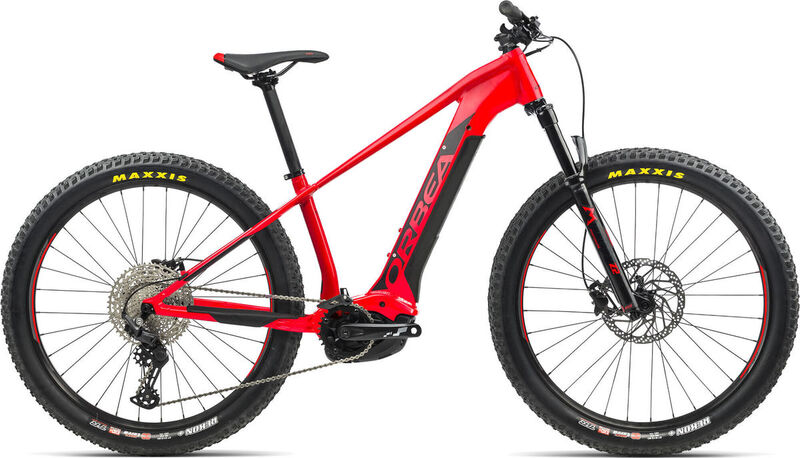 ORBEA Wild HT 30 27 S Red-Black  click to zoom image