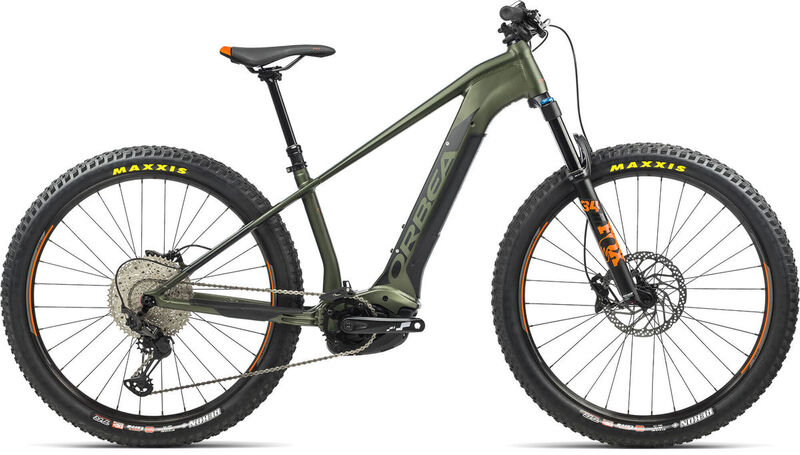 ORBEA Wild HT 20 27 S Green-Black  click to zoom image
