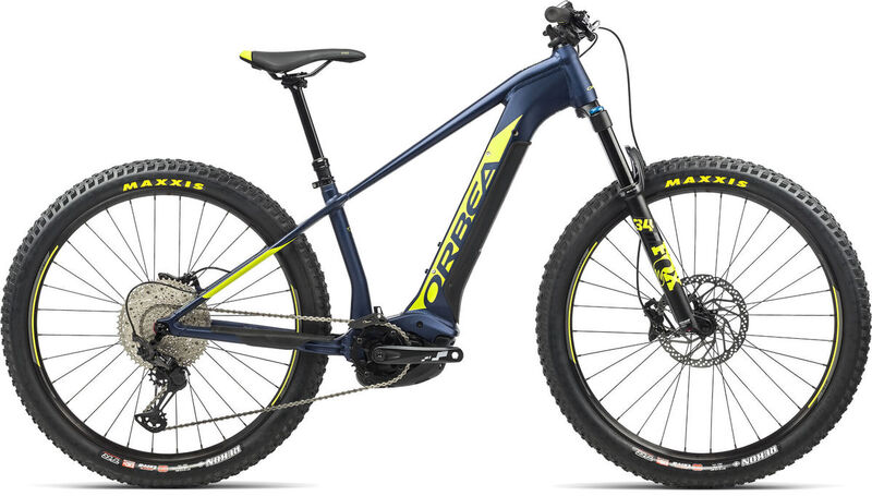 ORBEA Wild HT 20 27 S Navy Blue-Pistachio  click to zoom image
