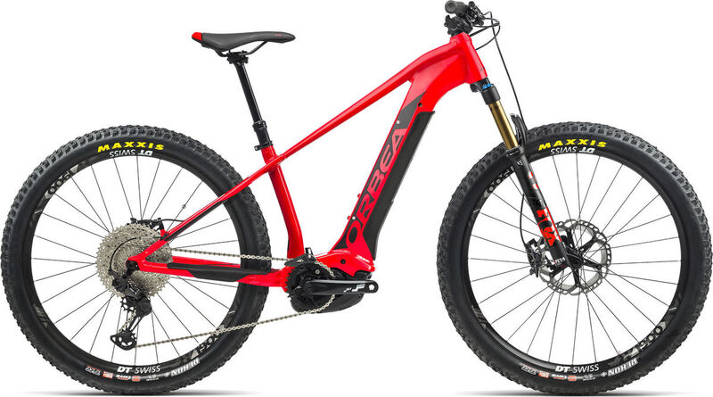 ORBEA Wild HT 10 27 S Red-Black  click to zoom image