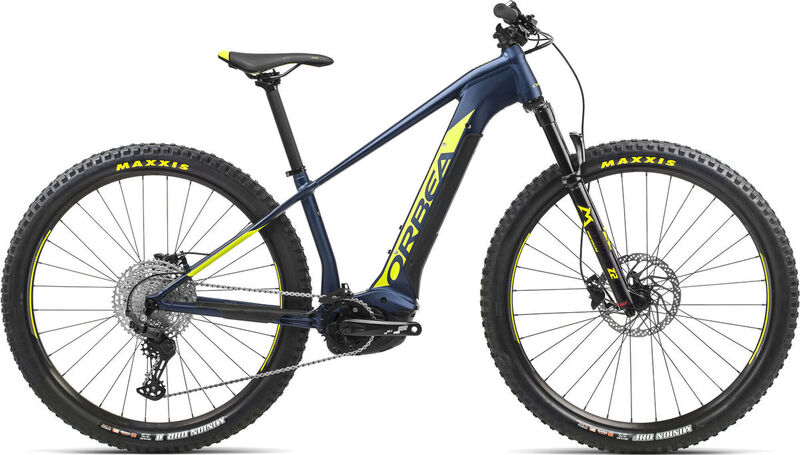 ORBEA Wild HT 30 29 S Navy Blue-Pistachio  click to zoom image