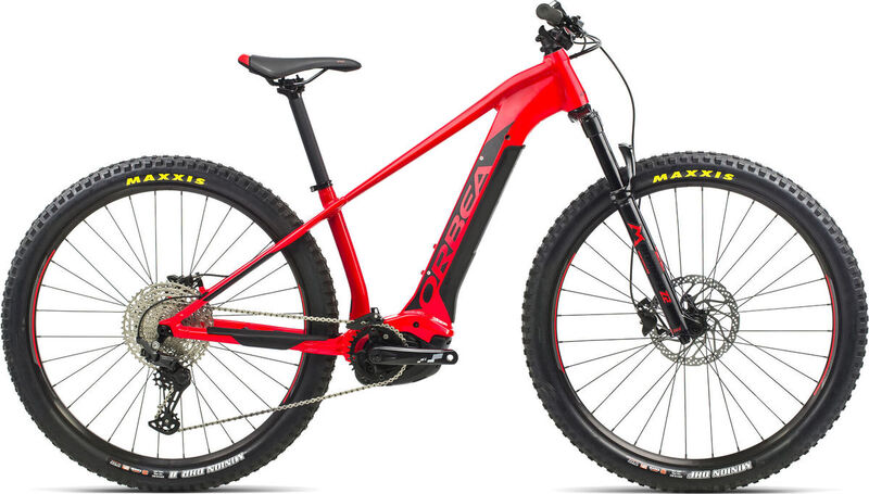 ORBEA Wild HT 30 29 S Red-Black  click to zoom image