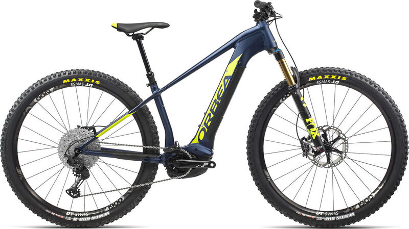 ORBEA Wild HT 10 29 S Navy Blue-Pistachio  click to zoom image