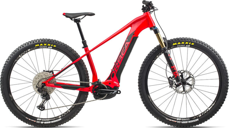 ORBEA Wild HT 10 29 S Red-Black  click to zoom image