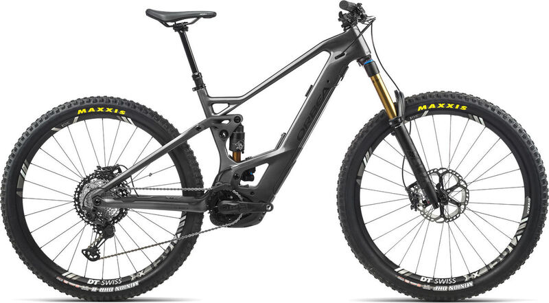 ORBEA Wild FS M-Team S/M Anthracite-Black  click to zoom image