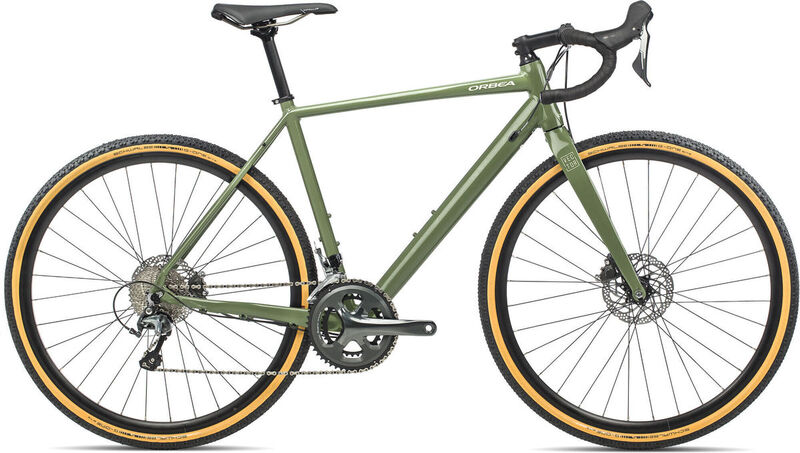ORBEA Vector Drop XS Urban Green  click to zoom image