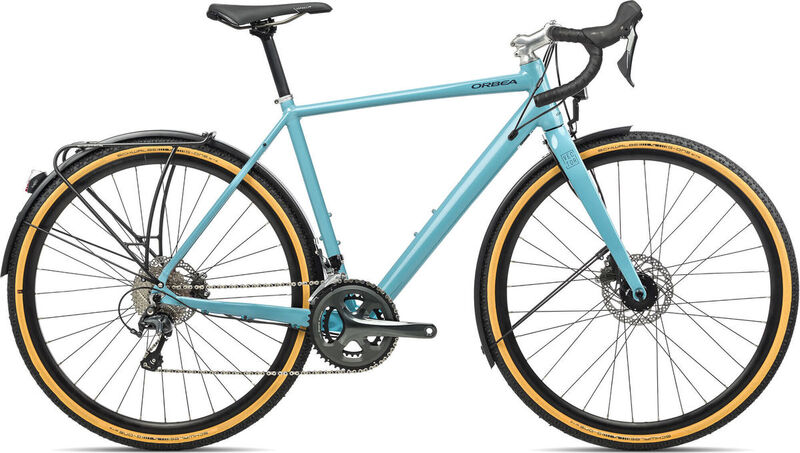 ORBEA Vector Drop LTD XS Blue  click to zoom image