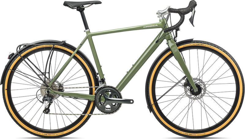 ORBEA Vector Drop LTD XS Urban Green  click to zoom image