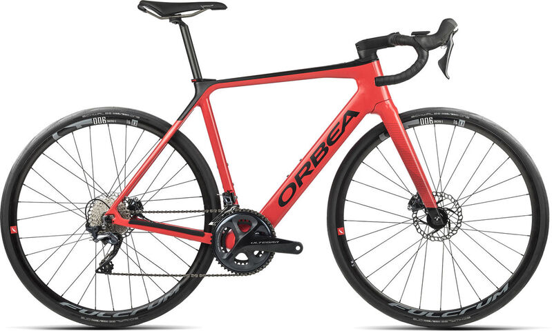 ORBEA Gain M20 XS Coral (Gloss) / Black (Matte)  click to zoom image