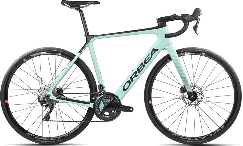 ORBEA Gain M20 XS Ice Green (Gloss) / Black (Matte)  click to zoom image