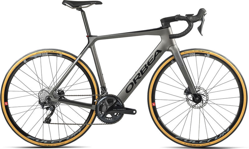ORBEA Gain M20 XS Speed Silver (Matte) / Black (Gloss)  click to zoom image