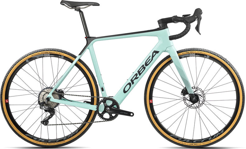 ORBEA Gain M30 1X XS Ice Green (Gloss) / Black (Matte)  click to zoom image