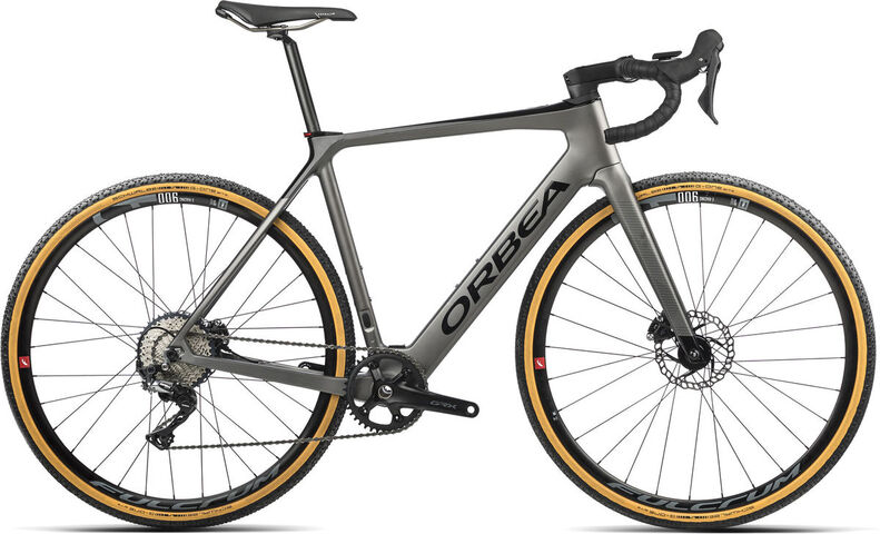 ORBEA Gain M30 1X XS Speed Silver (Matte) / Black (Gloss)  click to zoom image