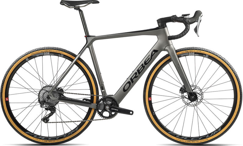 ORBEA Gain M20 1X XS Speed Silver (Matte) / Black (Gloss)  click to zoom image
