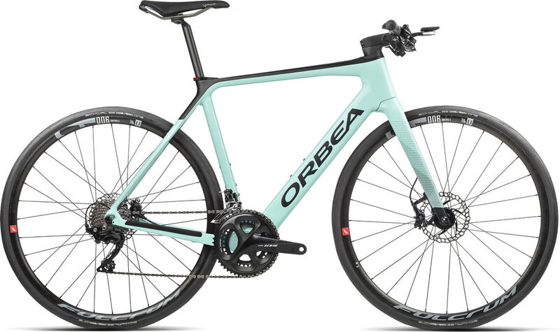 ORBEA Gain M30F XS Ice Green (Gloss) / Black (Matte)  click to zoom image