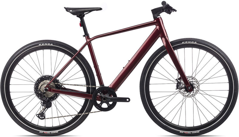 ORBEA Vibe H10 S Metallic Dark Red (Gloss)  click to zoom image