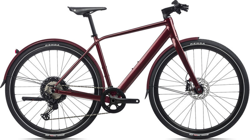 ORBEA Vibe H10 Mud S Metallic Dark Red (Gloss)  click to zoom image