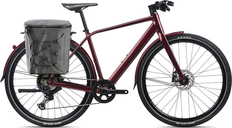 ORBEA Vibe H10 EQ S Metallic Dark Red (Gloss)  click to zoom image