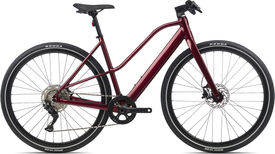 ORBEA Vibe Mid H30 S Metallic Dark Red (Gloss)  click to zoom image