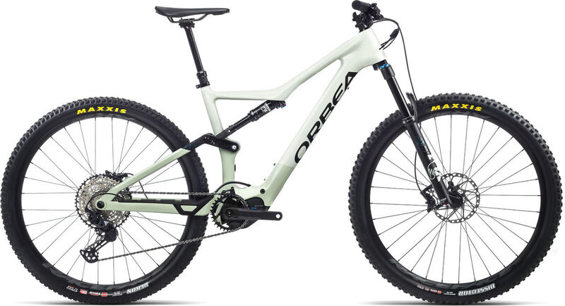 ORBEA Rise M20 S Sap White / Green Fog  click to zoom image