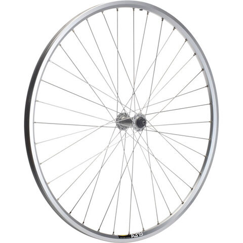 M-PART Shimano Deore/Mavic A319 silver/DT Swiss P/G 36 hole front wheel